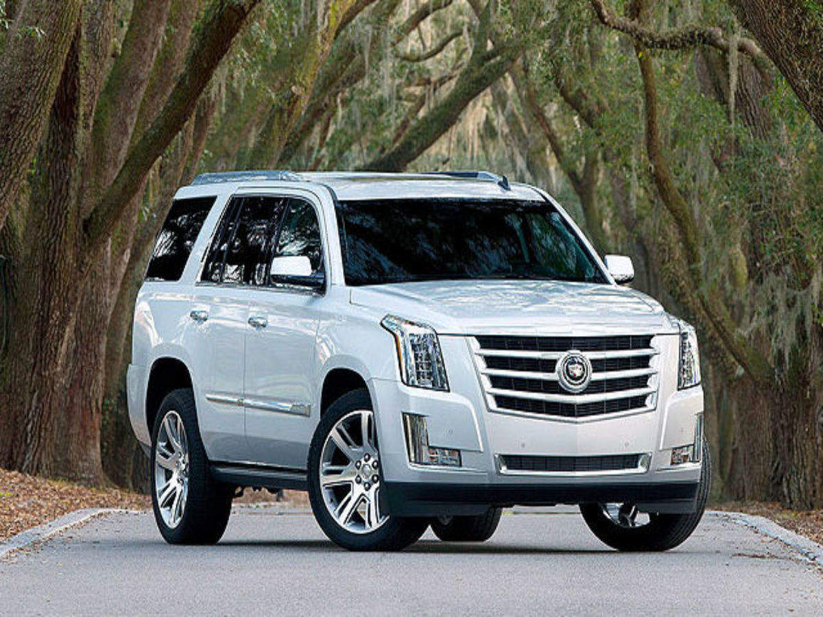 Cadillac's Rs 50 lakh Escalade has brawn dressed to impress