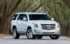 Cadillac Suv Price In India >> Cadillac S Rs 50 Lakh Escalade Has Brawn Dressed To Impress The
