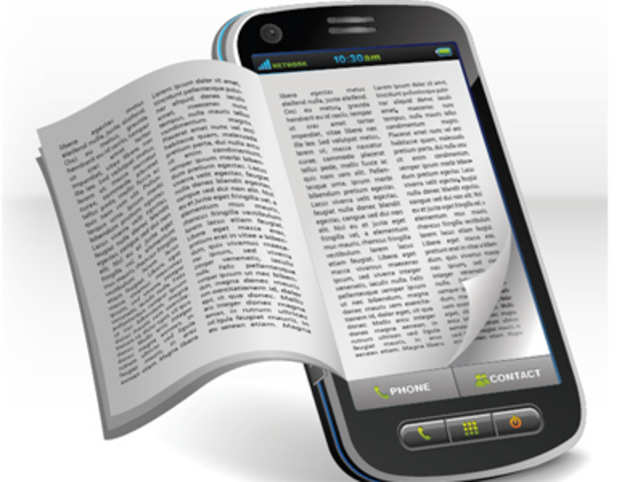 How to turn your smartphone into an e-book reader - The Economic Times