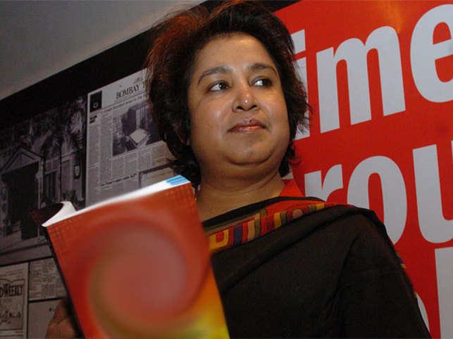 Taslima nasrin ater i sverige