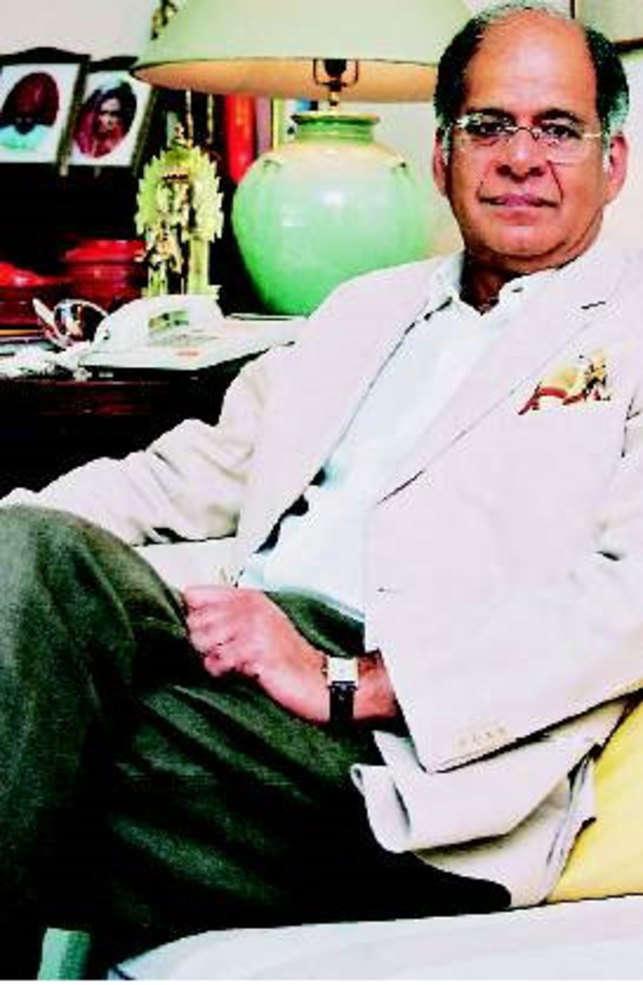 IHHR Hospitality Managing director Ashok Khanna