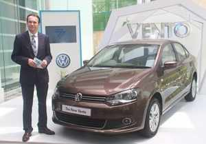 vw launches vento  tdi   speed dsg automatic  rs  lakh  economic times