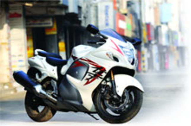 What makes Hayabusa extraordinary ! - The Economic Times
