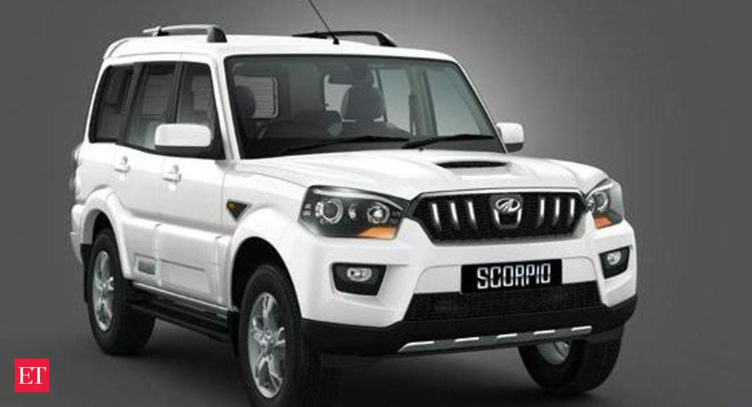 New Mahindra Scorpio To Form Basis For New Bolero And Xylo Variants