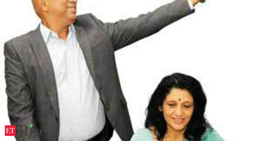 Meet Krishnan Meena Ganesh The Husband Wife Duo With  Success Rate In Start Up World The Economic Times