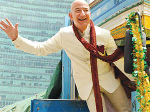 Amazon's main rivals in India are Bangalore-based Flipkart and Snapdeal, the Delhi-based company that counts eBay, Azim Premji and Ratan Tata as investors.