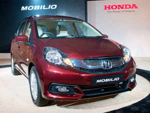 Honda sold 5,539 units of the multi-purpose seven-seat vehicle in August, according to data from the Society of Indian Automobile Manufacturers.