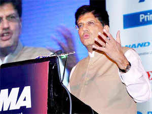 Madhya Pradesh could emerge as an ideal state because of its growth in sectors like energy, agriculture and IT, Union Minister Piyush Goyal said.