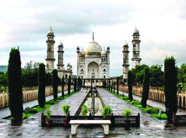 History revisited at Aurangabad the 'city of gates'