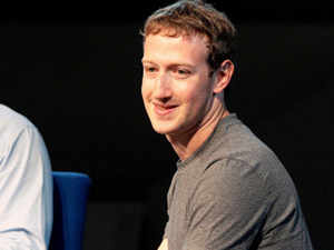 Facebook founder MarkZuckerbergmay meet Prime MinisterNarendraModiduring October 9-10 visit; may partner with the government inSwachhBharat. (Image: EPA)