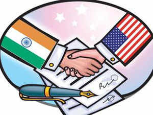 The renewal of the pact had figured at meeting Defence Minister Arun Jaitley had with his American counterpart Chuck Hagel last month in New Delhi.