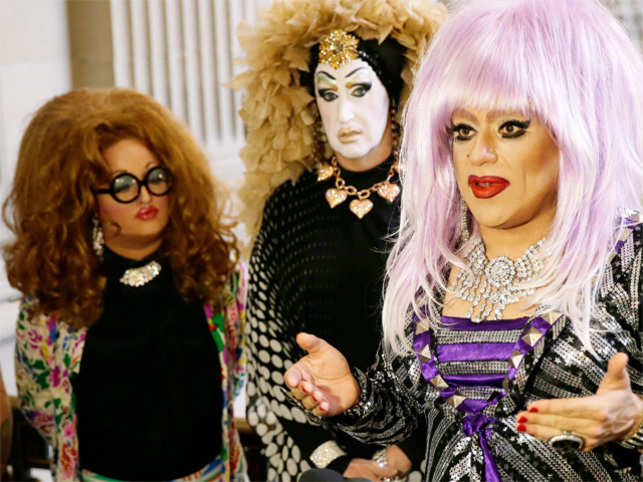 Facebook Apologises To Drag Queens The Economic Times