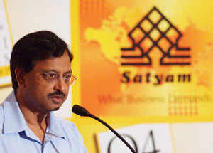 Downfall of satyam one of the
