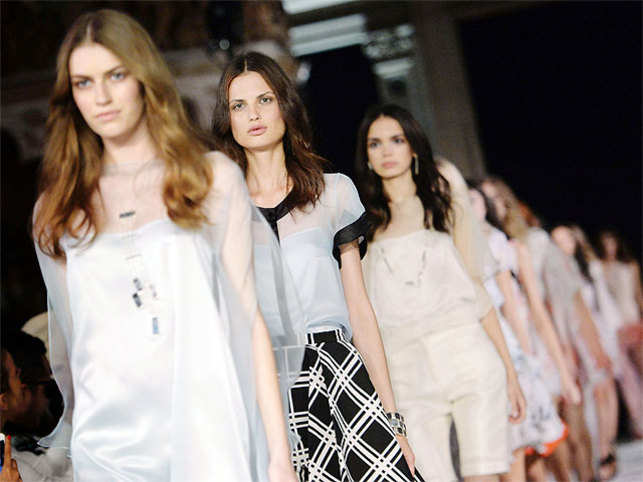 How Fashion World Gets Along Without >> The Dark Side Of Desire In The Fashion World The Economic Times