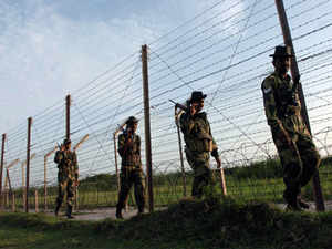 Through 2014, 13 Indians have been killed by Pakistani fire during ceasefire violations. Of this, only one was a soldier.
