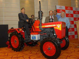 """""""The management does not envisage any adverse impact on availability of tractors in the market due to adequacy of tractor stocks,"""" said M&M."""