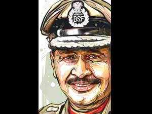 Pathak, in the twilight of his long career in IPS, much of which has been spent fighting terrorism in J&K and Assam, is now the man fighting Modi's 'war' with Pak.