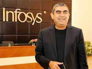 In addition to the 12 executive vice-presidents atInfosys,Sikkasince taking over office on August 1 has brought three of his former SAP colleagues toInfosys.