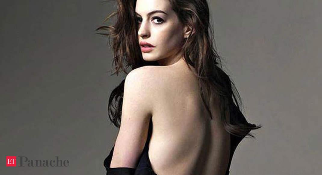 Anne hathaway hot sexy