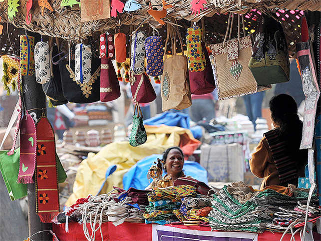 Five Day Handicraft Fair In Greater Noida From Tuesday The