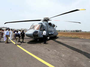 The Navy had plans of using these choppers for replacing its ageing fleet of Cheetah and Chetak helicopters, which have been in service for over 30-35 years.