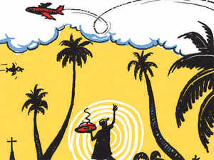 As per industry estimates, Goa is likely to see a drop of 10-15 per cent in the number of charter flights this winter from 996 arrivals.