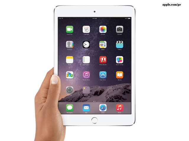 The mini 2 was pretty good... but the iPad mini 3 is better