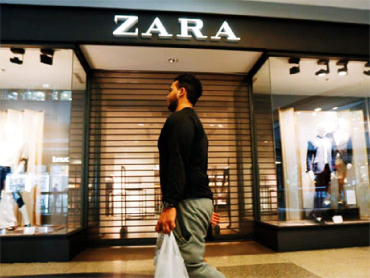 Zara posts 35% profit decline as new stores couldn't match
