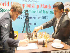 Viswanathan Anand will be out for revenge, aiming to strike back at the Norwegian Magnus Carlsen who unseated him from the throne last year.
