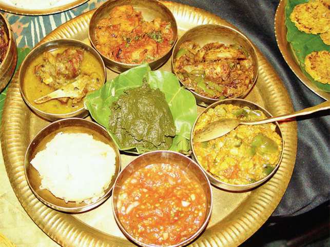 Tribal food remains largely undiscovered and you may have to travel to Ranchi in Jharkhand for a bite, but the rich flavours and sheer variety guarantee that it's worth the trip