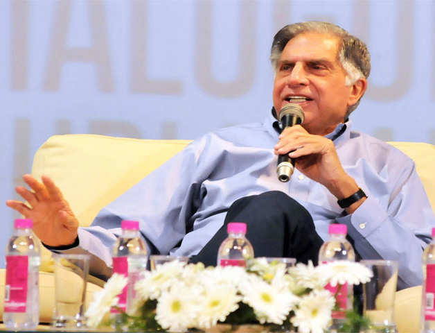 Book explores philanthropy angle in Tata story