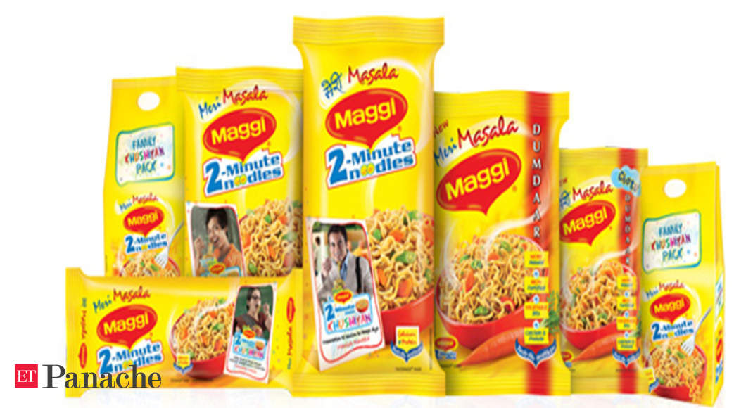 Food for thought: How Maggi has got its competitors in knots - The Economic  Times