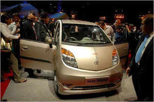 Nano ahead of small cars Small cars of the Year Small cars, big bazaars Own a Mercedes for Rs 5 lakh