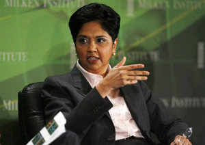 <p align=&quot;center&quot;><b>Indra Nooyi</b></p><hr><a href=&quot;/articleshowpics/4079095.cms&quot; target=&quot;_blank&quot;><b>Top 10 Wealthiest CEOs</b></a> | 
