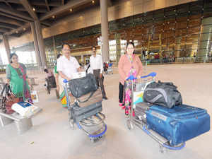 REPRESENTATIVE IMAGE: Security at Indian airports has been a major issue in the past but a senior Ministry official said use of e-KYC would in fact increase the security level.