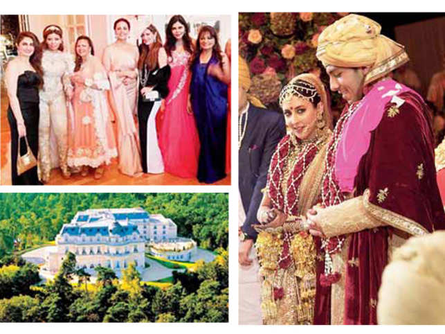 As Gokul Aggarwal married his fiancée Shloka Chhabria in an extravagant ceremony in France, his recently-deceased father was missed by all.