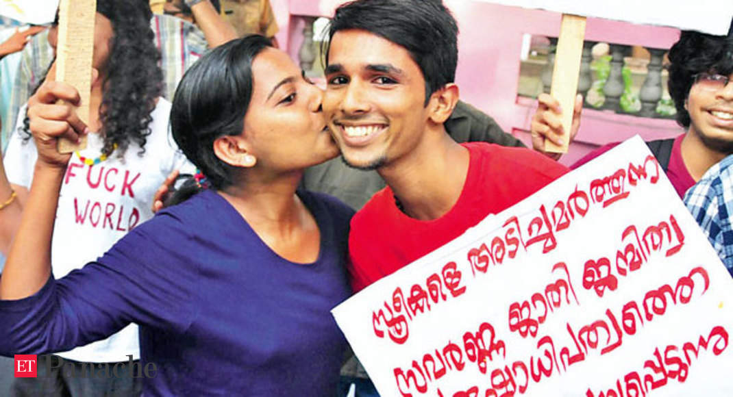 Kiss Of Love Protest How Kochiites Dilemma To Kiss Or Not To