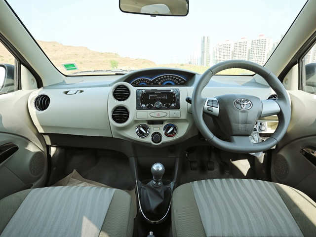 2 Din Audio System New Toyota Etios Review Absolutely Worth
