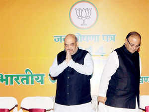 """We have seen how Jharkhand, despite endowed with nature's bounty, could not realise its potential because there was lack of political stability,"" Jaitley said."