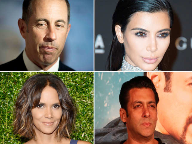 Jerry Seinfeld recently revealed that he has a mild case of autism. ET Panache takes a look at other celebs who don't let their disabilities hold them back.