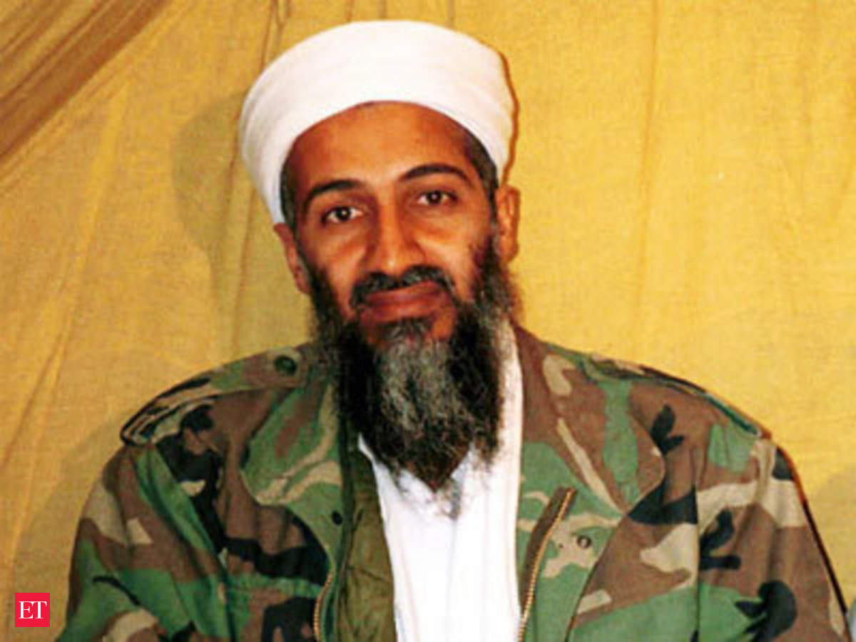 Heard Osama bin Laden taking his last breath: US Navy SEAL
