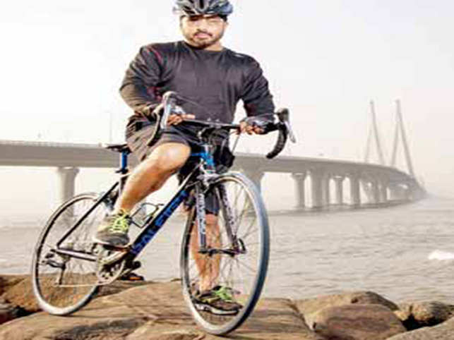 Jasmeet Gandhi, who is Partner Business Evangelist at Microsoft, will cycle from Mumbai toBengaluruin a span of ten days to raise awareness aboutretinoblastoma.