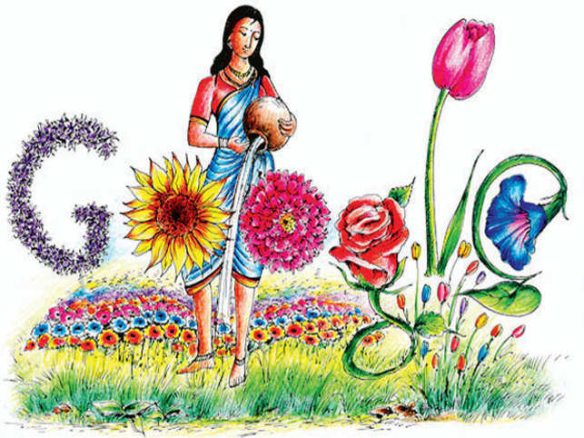Google Doodle The Idea Is To Have Fun The Economic Times