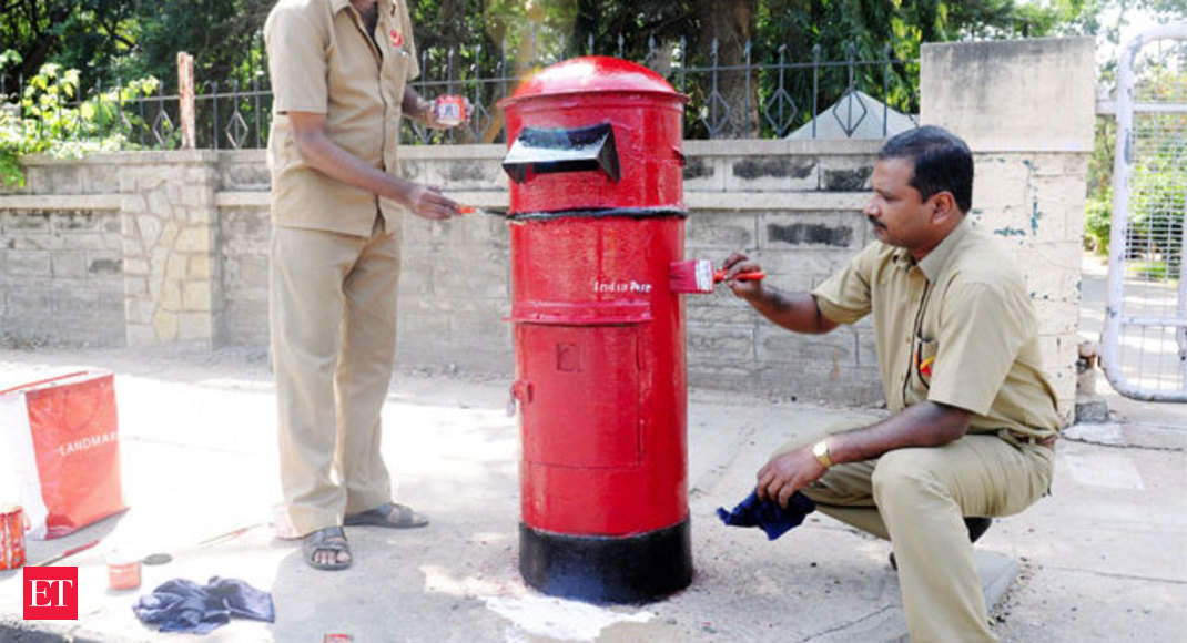 Government plans to transform India Post into a multi-service agency - The  Economic Times