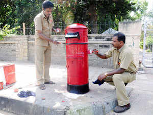 With the world's largest postal network, India Post has about 1.55 lakh post offices spread across the country.