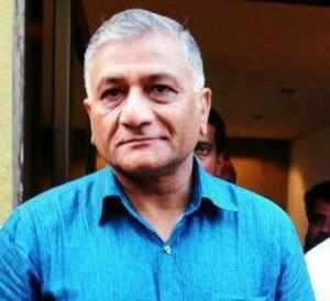 Union Minister and local MP General (retd) V K Singh has adopted Mirpur Hindu village here under the Sansad Adarsh Gram Yojana launched by Prime Minister Narendra Modi.