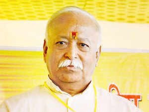 BhagwatandUddhavhave spoke to each other telephonically four times in the last few days, with the last conversation taking place on Sunday.