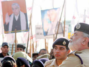Haryana government has sought sought from Union Home Ministry a few Unmanned Aerial Vehicles to monitor the activities of controversial self-styled 'godman' Rampal in his Hisar campus.