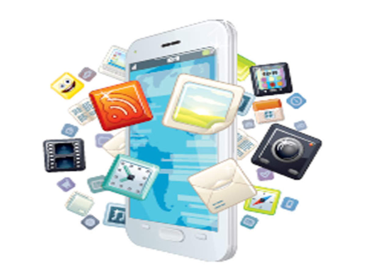 Value-added services companies become app makers, feel net