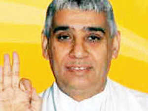 Haryana DGP SN Vashisht told a news conference on Tuesday evening that self-styled godman Rampal was hiding in the ashram premises.